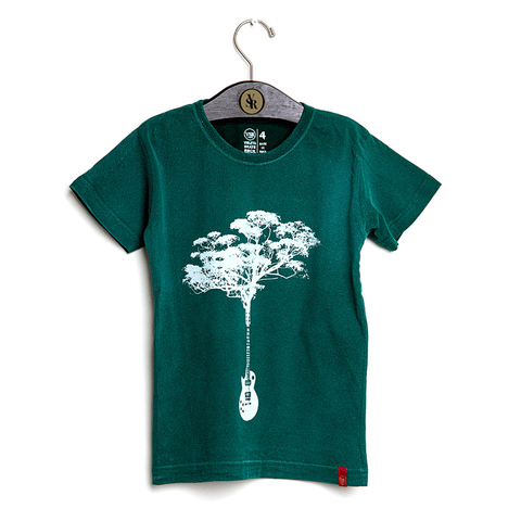 Camiseta VSR Rock Tree - Infantil