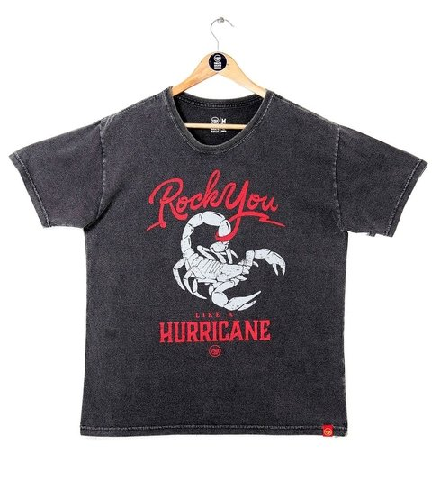 Camiseta VSR Rock You Like a Hurricane