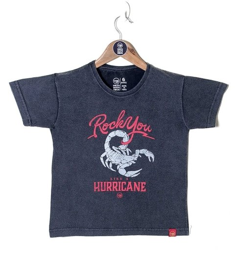 Camiseta VSR Rock You Like a Hurricane - Infantil