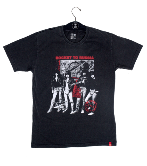 Camiseta VSR Rocket To Russia