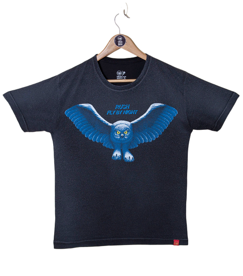 Camiseta VSR Rush Fly By Night