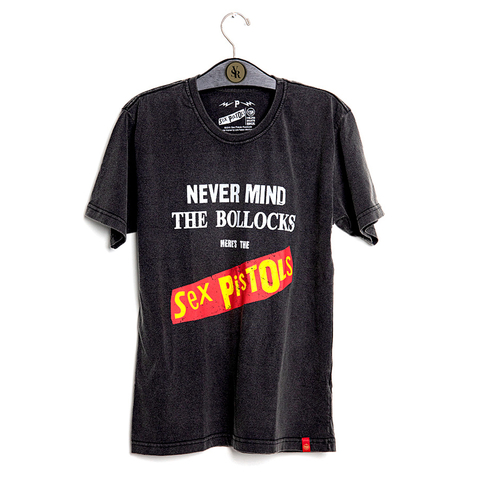 Camiseta VSR Sex Pistols Never Mind The Bollocks