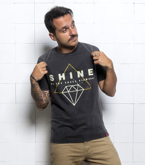 Camiseta VSR Shine On You Crazy Diamond