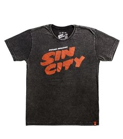 CAMISETA SIN CITY LOGO