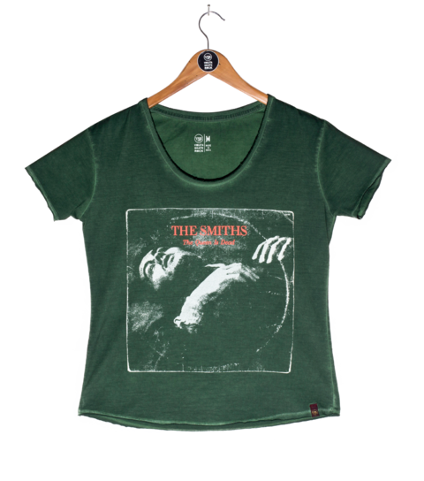 Camiseta VSR The Smiths Queen Is Dead - Feminino Comfort