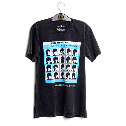 Camiseta VSR The Beatles a Hard Day's Night