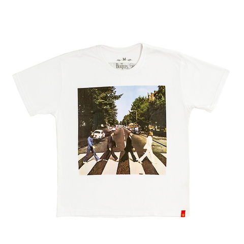 Camiseta VSR The Beatles Abbey Road