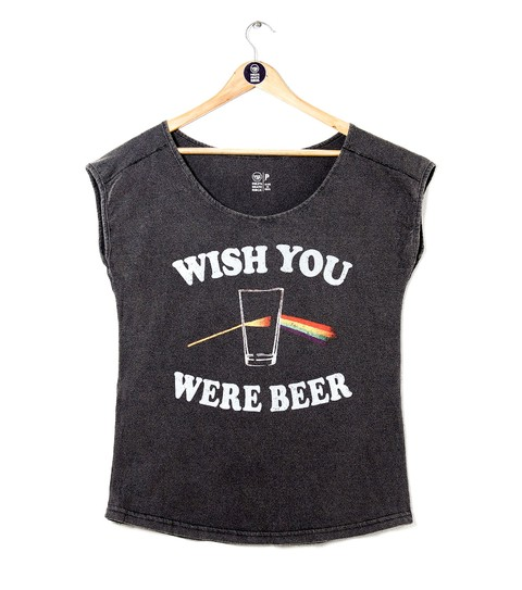 Wish You Were Beer na internet