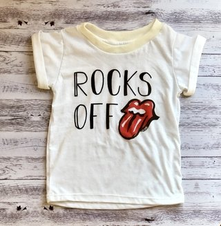 Remera Rocks OFF