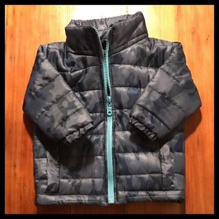 Campera Army Blue