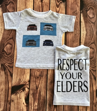 Remera Respect Your Elders