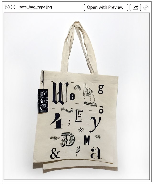 Tote Bag Type