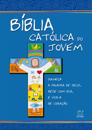 Bíblia Católica Do Jovem De: R$80,10 Por: R$79,90