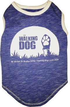 Remera  The Walking Dog en internet