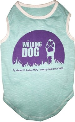 Remera  The Walking Dog - Mondo Cane