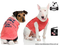 Musculosa Breaking Dog - Mondo Cane