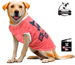Musculosa Breaking Dog - Talles Grandes