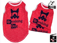 Musculosa Breaking Dog - Talles Grandes - comprar online