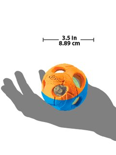 Juguetes De Perros. Pelota Led Bash Small y Medium. Nerf Dog.  Original en internet