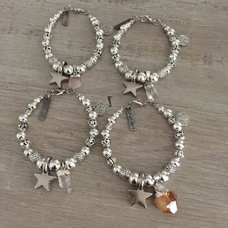 Pulsera Star Quartz