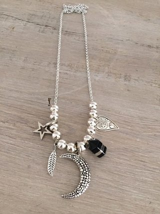 Collar Moon Black