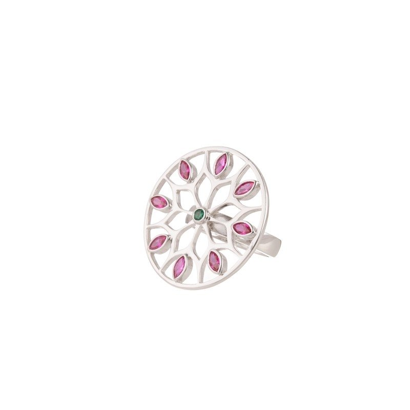 Red Sunflower Ring - buy online