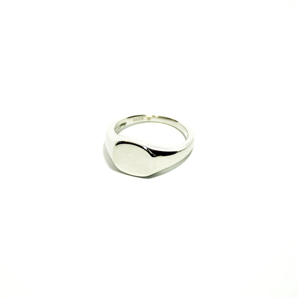 Anillo Sello Oval