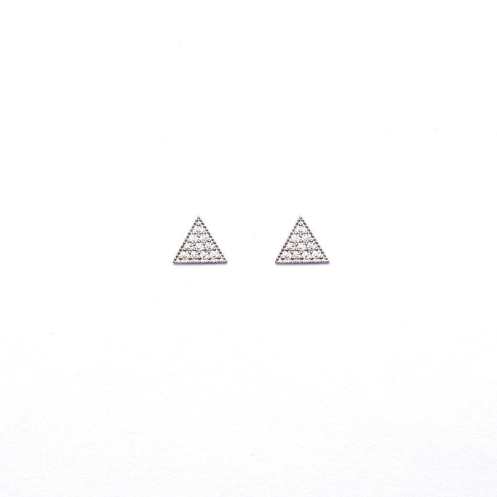 Triangl Earrings