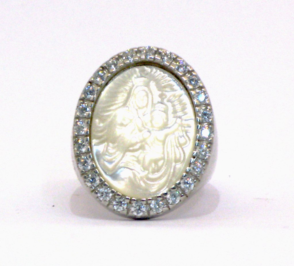 Schoenstatt Virgin Ring - buy online