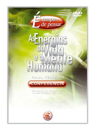As Energias da Vida e a Mente Humana  (DVD)