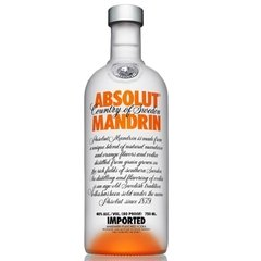 Absolut Vodka Mandrin 750 - comprar online