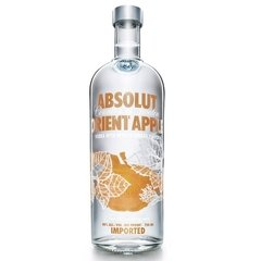Absolut Vodka Orient Apple 750 - comprar online