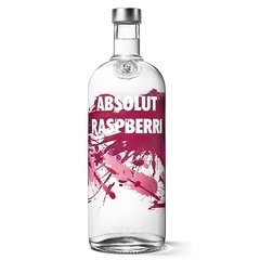 Absolut Vodka Raspberri 750 - comprar online