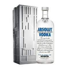 Absolut Vodka Mini Bar Estuche 1x750 - comprar online