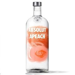 Absolut Vodka Apeach 750 - comprar online
