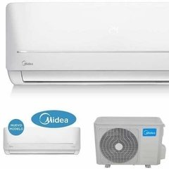 Midea 5500 kcal/h - On Off Frío Calor por bomba. R410a
