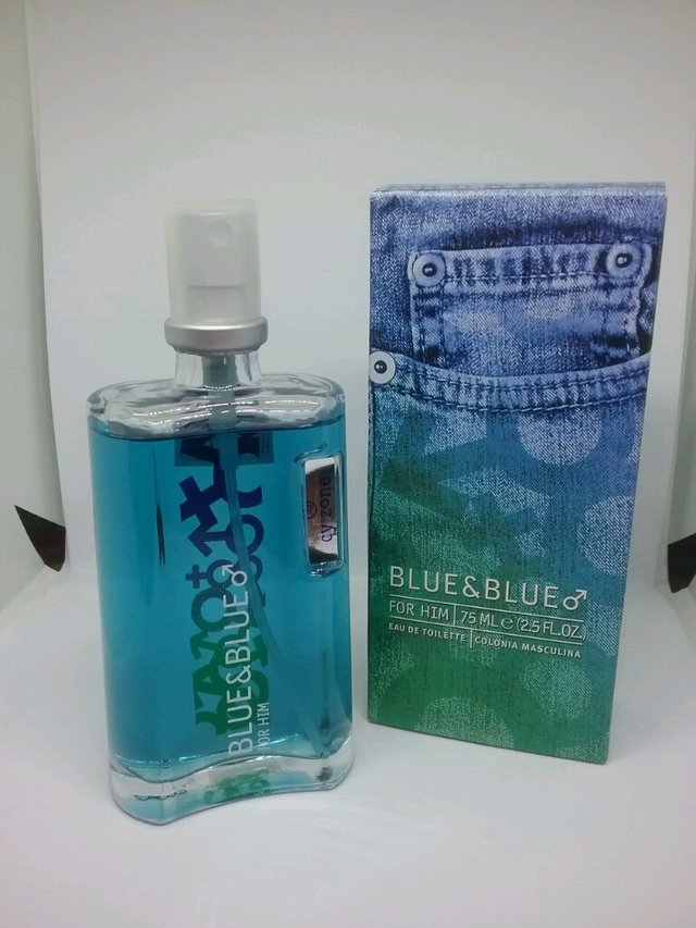 BLUE&BLUE Colonia masculina