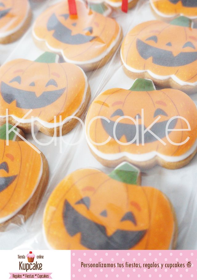 Galletas Empresariales Halloween en internet