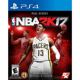 Nba 2k17 Ps4 Juego Fisico Original Sellado