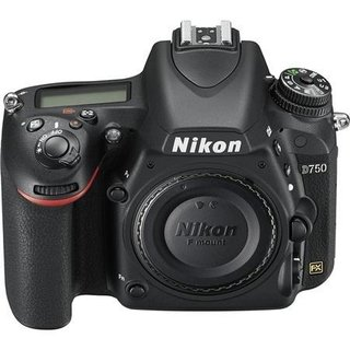 Camara Nikon D750 Fx Digital Dslr Body Full Hd Lcd 3.2 Hdmi
