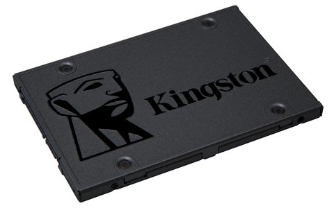 Disco Solido Ssd Kingston A400 120gb 550mb/s 2.5 Uv400 - comprar online