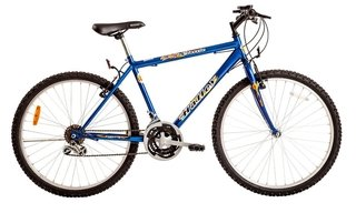 Bicicleta Mountain Bike Rodado 26 Halley 19151 Hombre Varon