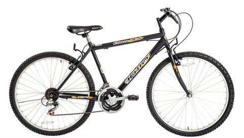 Bicicleta Halley 19160 Mountain Bike Varon Rodado 26