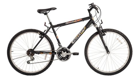 Bicicleta Mountain Bike Rodado 26 Halley Suspension 19293
