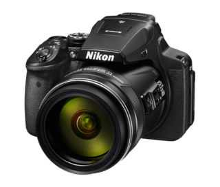 Camara Digital Nikon P900 Zoom 83x Full Hd 16mpx Lcd 3.0