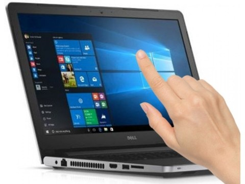 Notebook Dell Inspiron 5559 15.6 Core I7 6500u 8gb Ram 1tb Touch