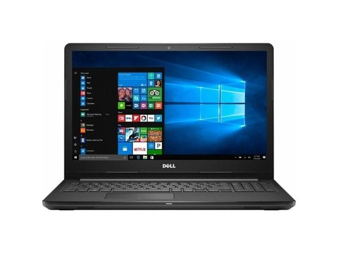 Dell Inspiron 3567-3636blk Core I3-7100u 1tb 8gb 15.6 Win10