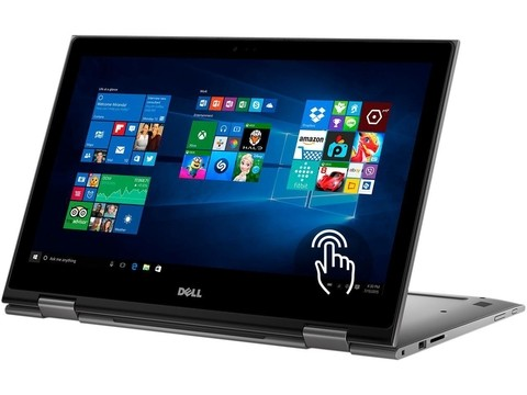 Dell Inspiron 5578 Convertible 2-in-1 Core I7 8gb 1tb Touch