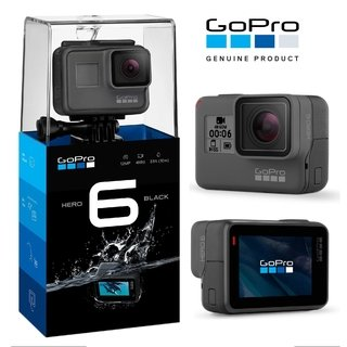Camara Go pro Hero 6 Black 4k  sumergible Wifi 4K
