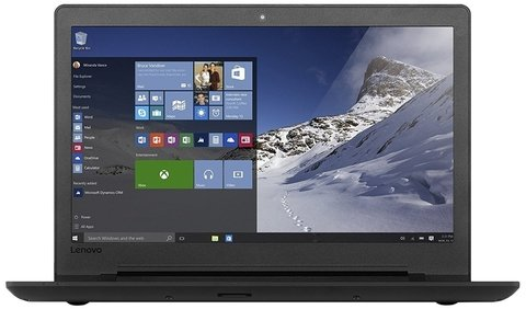 Notebook Lenovo 110-15acl 15.6 Amd A6 7310 4gb Ram 500gb Hd